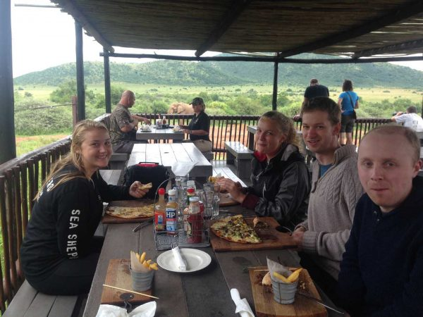 Pilanesberg Lunch Stop