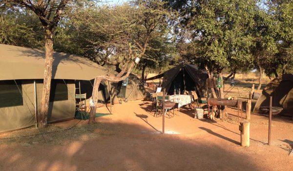 Pilanesberg Campsite