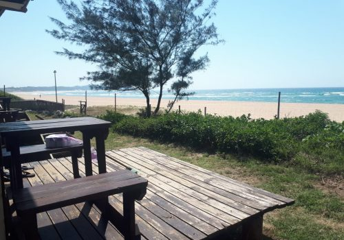 Mozambique beach on your door step