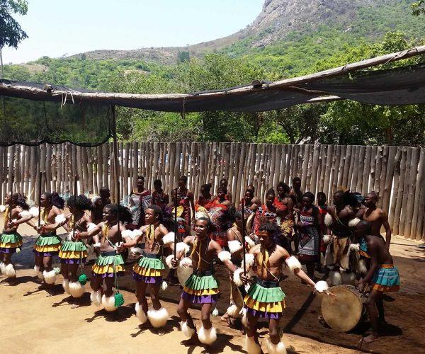 Swazi Dances