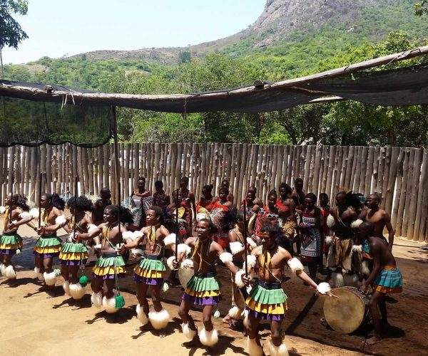 Swazi Dances